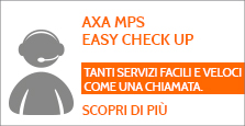 AXA MPS Easy Check Up
